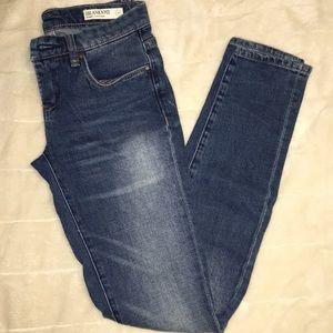 Kardashian Dash skinny jeans